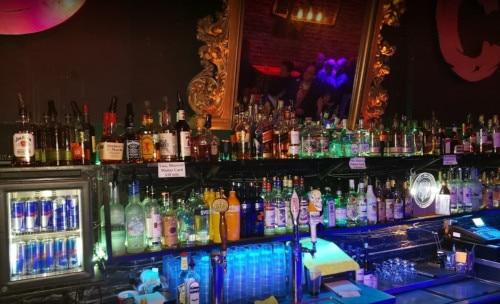 San Francisco bar