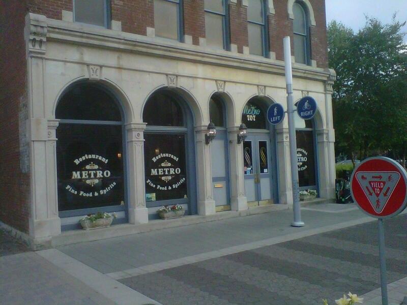 Metro Nightclub and Restaurant
