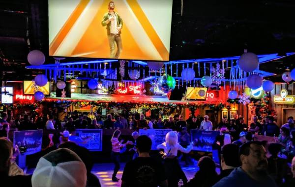 3.Round-up Saloon and Dance Hall
