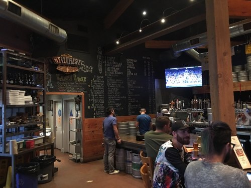 Hillcrest Brewing Company