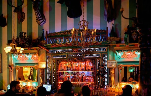 Seattle bar