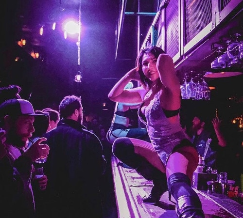 Los Angeles bar