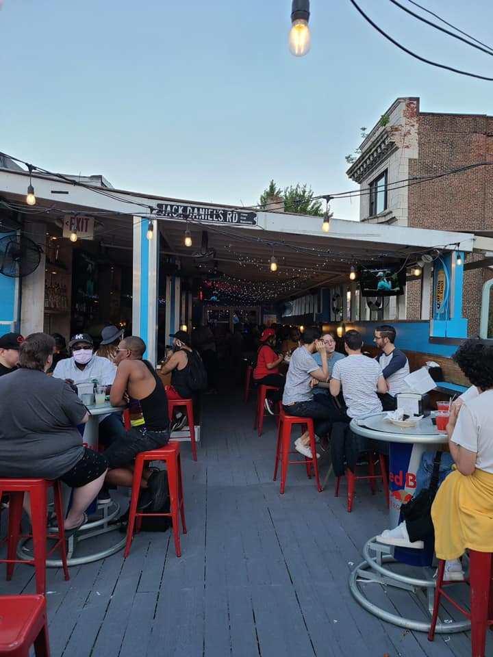 Tabu Lounge & Sports Bar