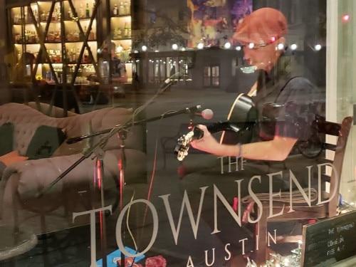 Austin bar