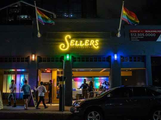 Sellers Underground