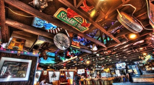 Charlotte bar