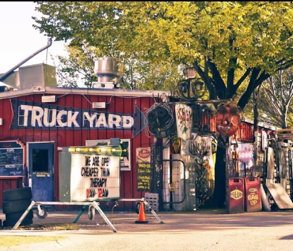 4.Truck Yard