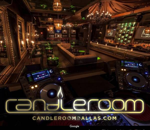 1.Candle room
